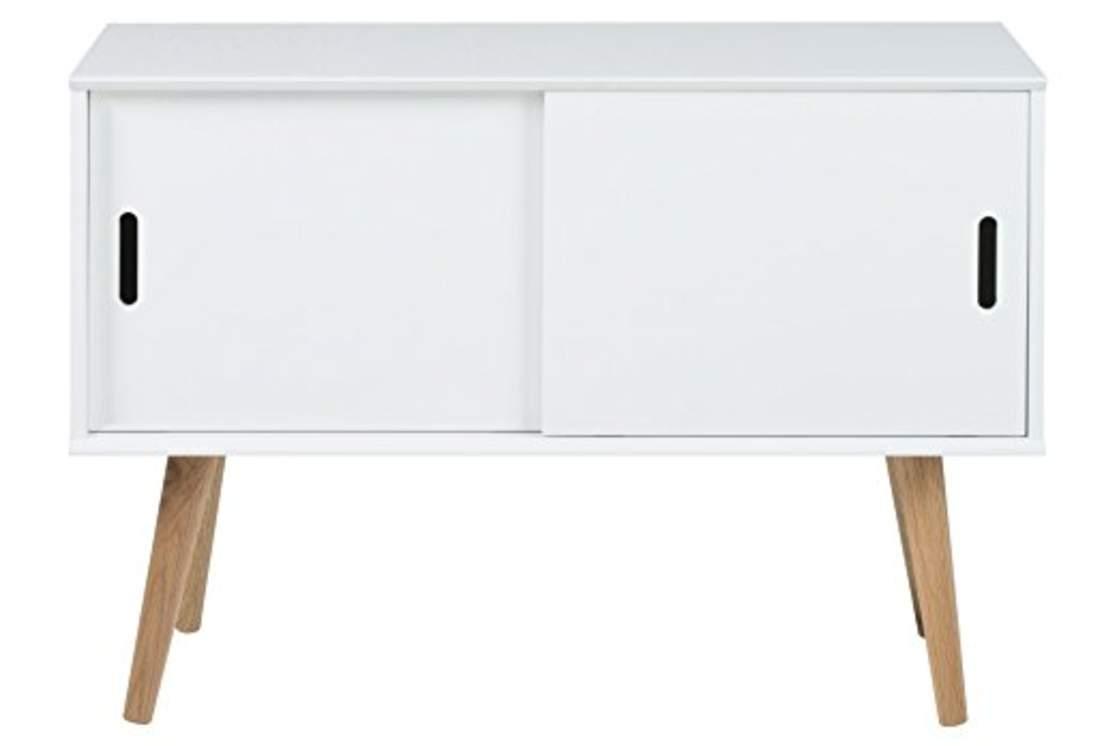 Credenza Moderna Vendo : Credenza moderna in legno bianco ilmercatinoonline.it arredamento