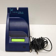 Verificatore di banconote, usato