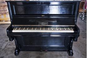 Pianoforte verticale, usato