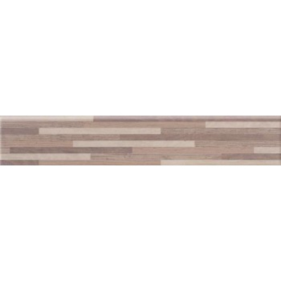 BATTISCOPA 8X45 MOSAICO ALMOND