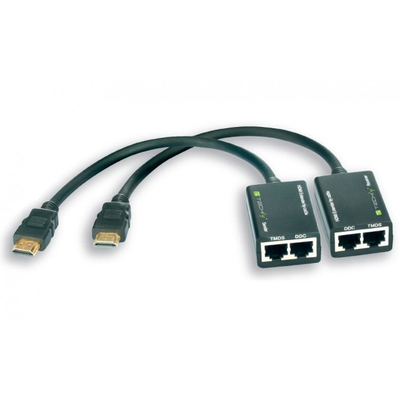 Amplificatore HDMI Cat 5e/6 compatto, 30m