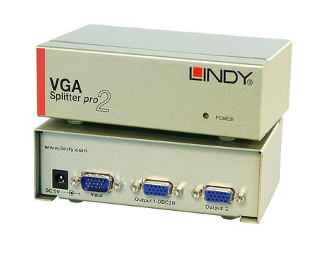 VGA Splitter Pro, 2 Porte