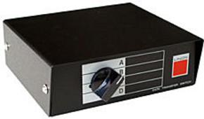 Commmutatore manuale VGA 4:1