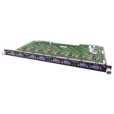 Matrice AV modulare: 8 ingressi VGA