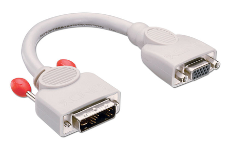 Cavo adattatore DVI-I M / VGA F