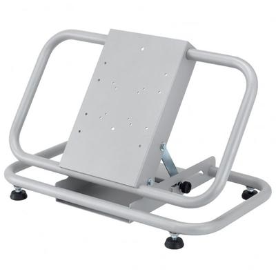 """Supporto monitor plasma/lcd da terra richiudibile, grigio, fino a 52"""""""