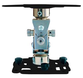 """Supporto professionale per videoproiettore """"Arakno-mini"""" con regolazione micrometrica 15cm (nero)"""