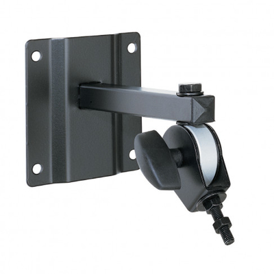 Supporto da parete orientabile per diffusori con filetto M8
