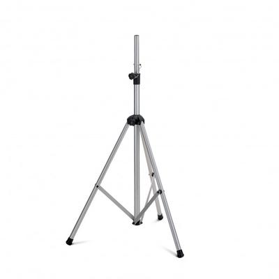 Stativo per cassa in acciaio zincato, altezza regolabile da 151-251cm