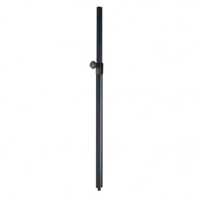 Tubo di collegamento casse in acciaio, altezza regolabile da 90-161cm
