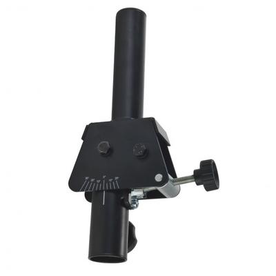 Sistema di inclinazione controllata per cassa acustica su stativo