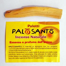 1 Paletto di Palo Santo