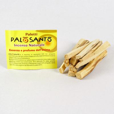 10 Paletti di Palo Santo