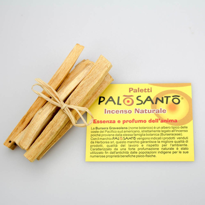 5 Paletti di Palo Santo