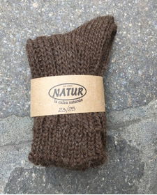 calza in lana 100%modello nordicotaglie dal nr 22 al nr 34