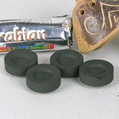 Carboncini per incenso