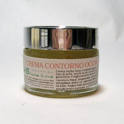 Crema molto ricca in estratti vegetali, dall'effetto idratante, nutriente, lenitivo.