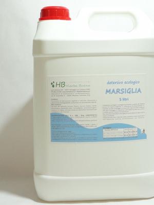 Tensioattivi di derivazione vegetale e naturale, altamente e velocemente biodegradabile5lt