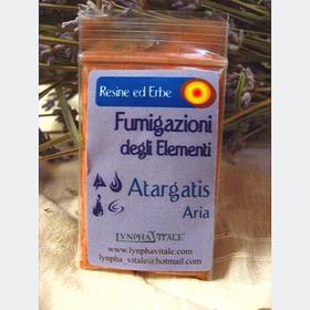 Fumigazioni degli Elementi ARIA Atargatis