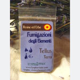 Fumigazioni degli Elementi TERRA Tellus