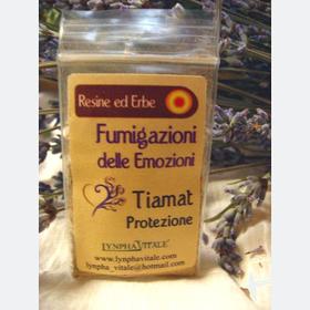 Fumigazioni delle Emozioni Protezione Tiamat