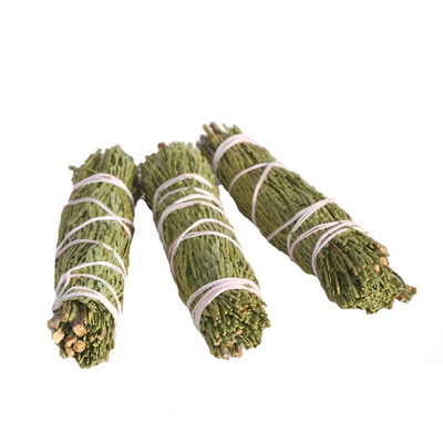 Incenso di Cedro Smudge 3 pz cm 12x3 (Calocedrus decurrens)