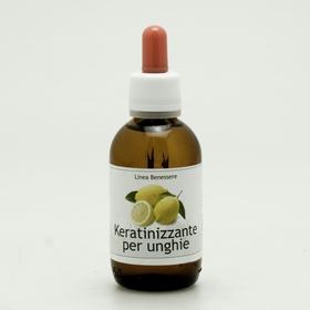 Il cheratinizzante per unghie all'olio di lino e limone è un ottimo alleato nel rendere le unghie forti e bianche