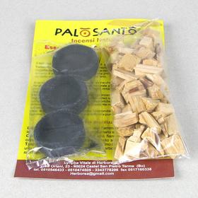 Kit Carboncini + Grani di Palo Santo