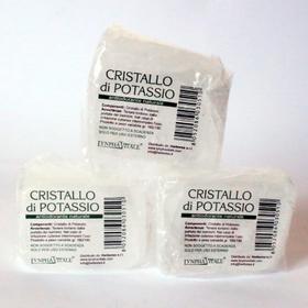 Kit Cristallo di Potassio x3