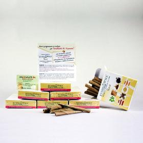 Kit Nirdosh Beedies, 10 pacchetti senza filtro