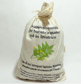 I gusci delle noci dello spindus mukorossi sono completamente naturali,