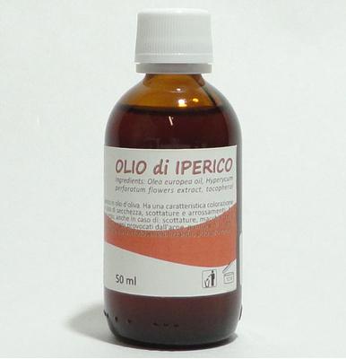 Olio di iperico50ml