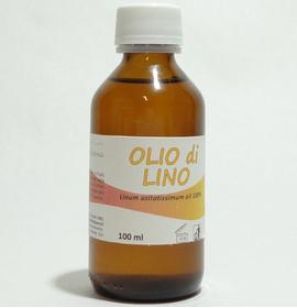 Olio di lino100ml