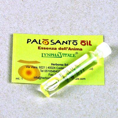 Olio Essenziale di Palo Santo 1 ml