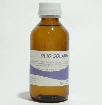 Olio solaris100ml