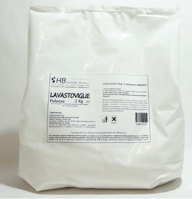 2 Kg Con tensioattivi ricavati da materie prime vegetali,non contiene fosfati
