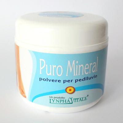 Puro Mineral Polvere Pediluvio