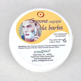Sapone da Barba al Palo Santo