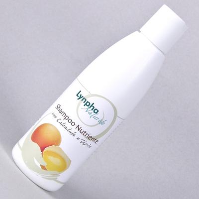 Shampoo Naturale Uovo e Calendula