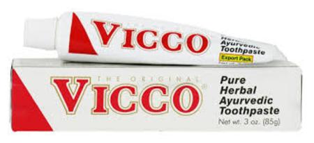 Pasta dentifricia composta da 20 erbe ayurvediche. Per una naturale igiene e protezione di denti e gengive. Ad azione sbiancante e rinfrescante. Non contiene schiumogeni, attivanti e conservanti artificiali.