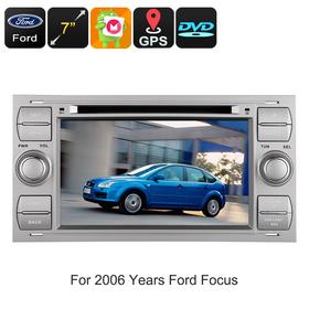 Lettore DVD per auto Dual-DIN Ford