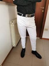 Pantaloni Uomo bianchi
