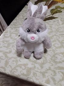 Peluche coniglio