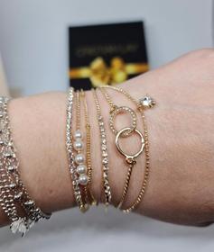 Set bracciali
