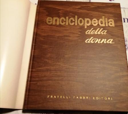 Enciclopedia della donna 1964