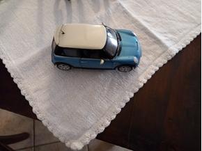 Modellino mini S cooper