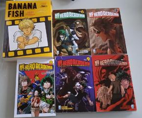 Manga/manga yaoi