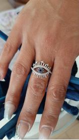 Bracciale + anello in argento