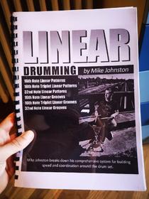 Linear drumming