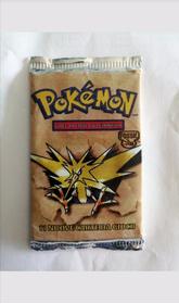 Carte pokemon 1999